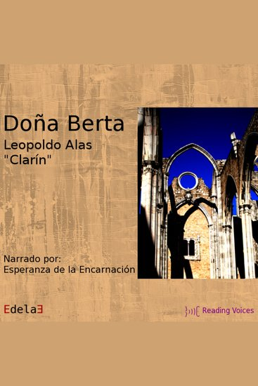 Doña Berta - cover