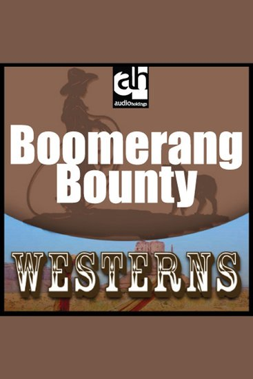 Boomerang Bounty - cover