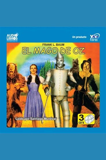 El Mago De Oz - cover