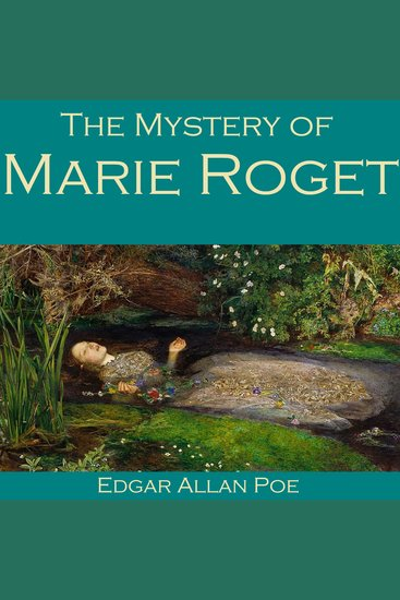 The Mystery of Marie Roget - cover