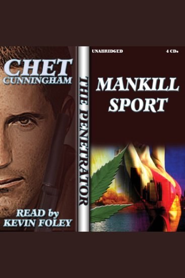 Mankill Sport - cover