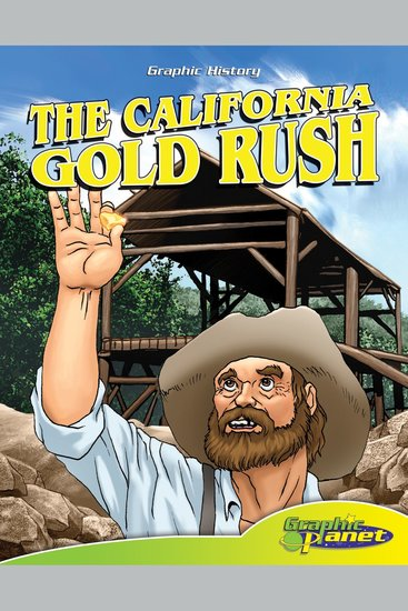 The California Gold Rush - cover