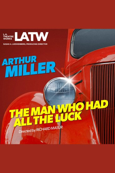 The Man Who Had All the Luck - cover