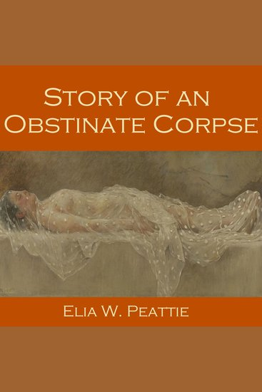 Story of an Obstinate Corpse - cover