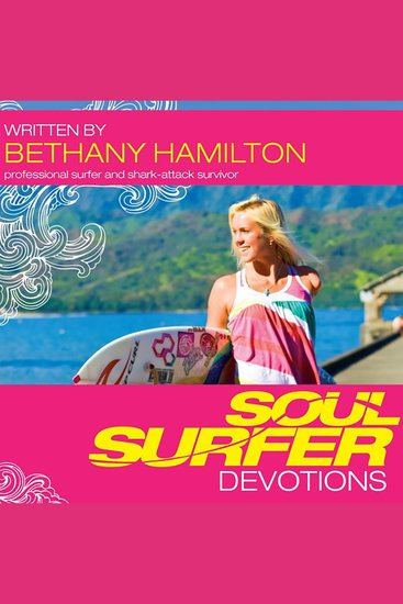 Soul Surfer Devotions - cover