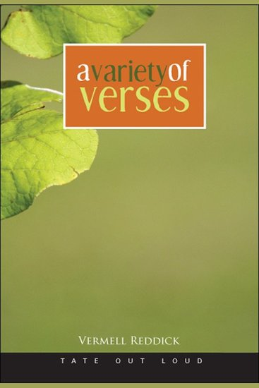 A Variety of Verses - cover
