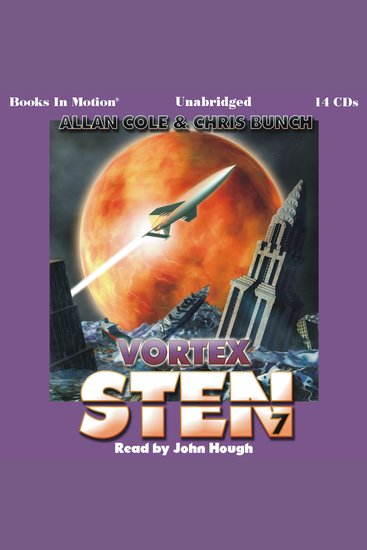 Vortex - STEN Book 7 - cover