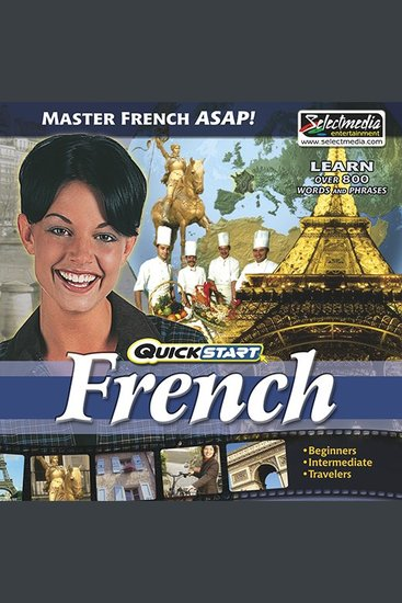 Quickstart French - cover
