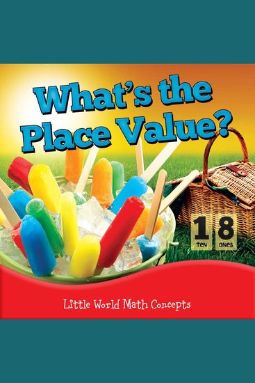 What's the Place Value? - Little World Math Concepts - cover