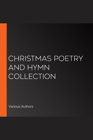 Christmas Poetry and Hymn Collection - cover
