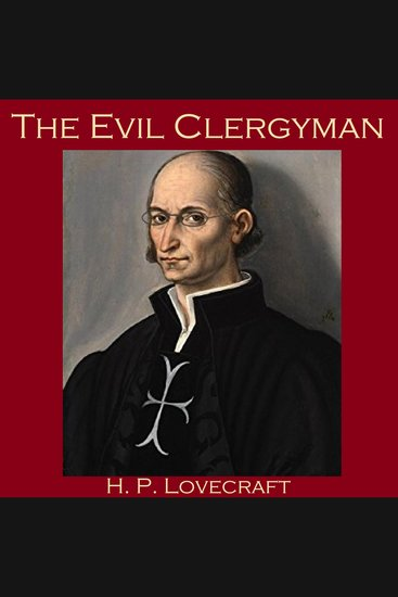 The Evil Clergyman - cover