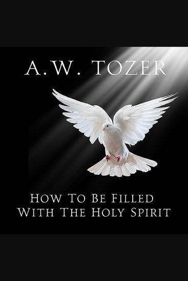 How to be Filled with the Holy Spirit - cover
