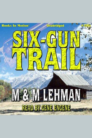 Six-Gun Trail - cover