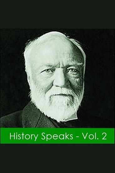History Speaks - Volume 2 - cover
