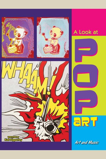 Look at Pop Art A - Art And Music - cover