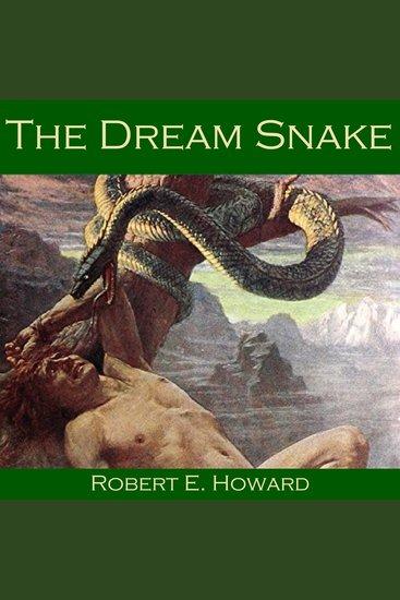 The Dream Snake - cover