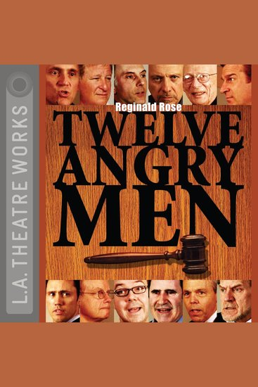 Twelve Angry Men - cover