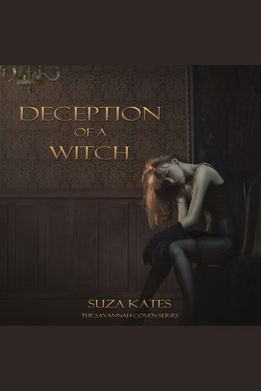 Deception of a Witch - cover