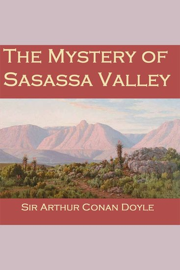 The Mystery of Sasassa Valley - cover