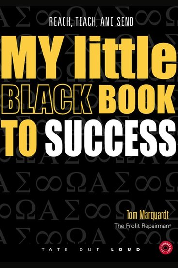 My Little Black Book to Success - cover