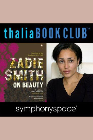 thalia book club on beauty with author zadie smith