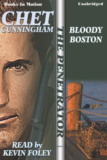 Bloody Boston - cover