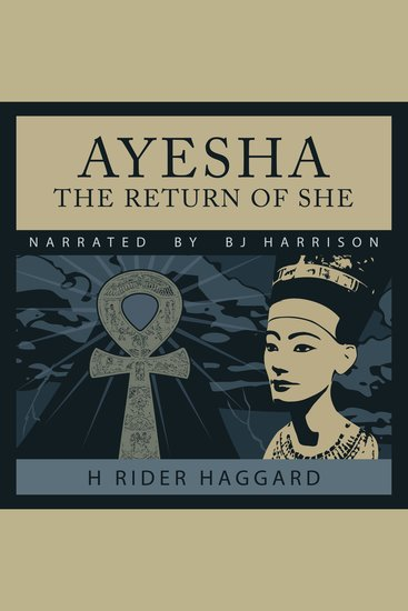 Ayesha - The Return of She - cover