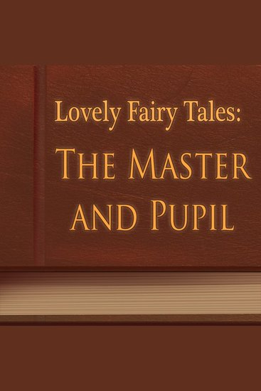 The Master and Pupil - cover