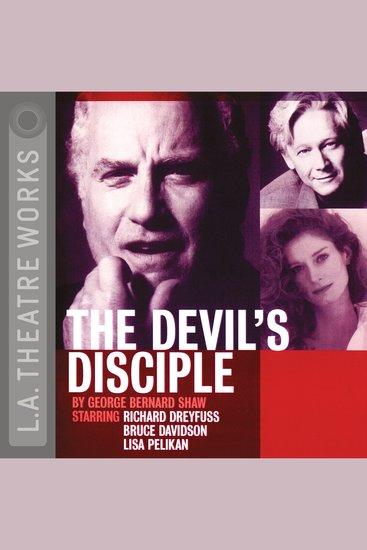The Devil's Disciple - cover