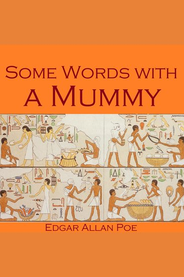Some Words with a Mummy - cover