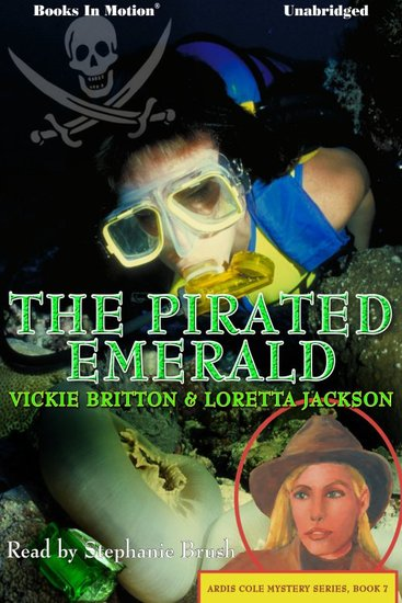 The Pirated Emerald - cover