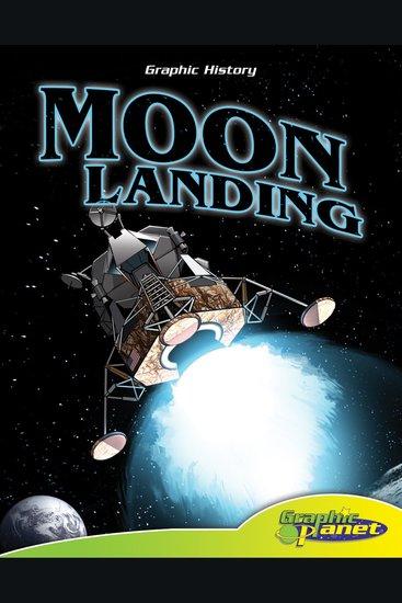 Moon Landing - cover