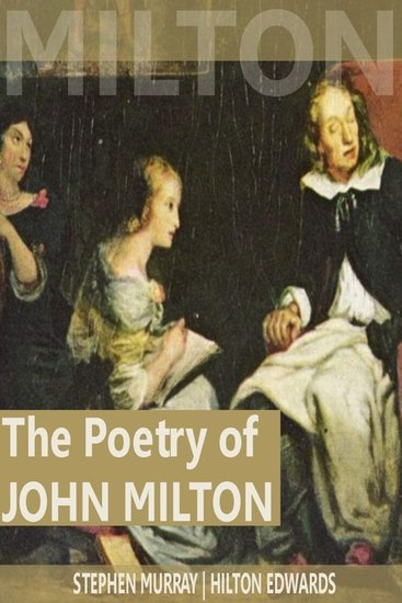 The Poetry of John Milton - cover