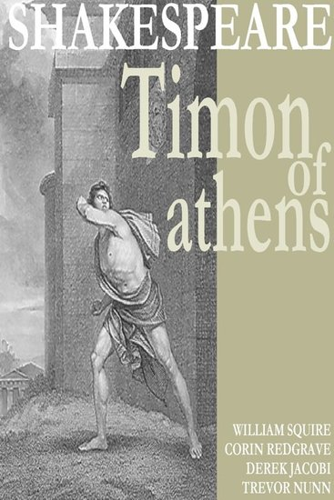 Timons of Athens - cover