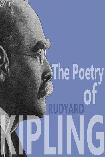 The Poetry of Rudyard Kipling - cover