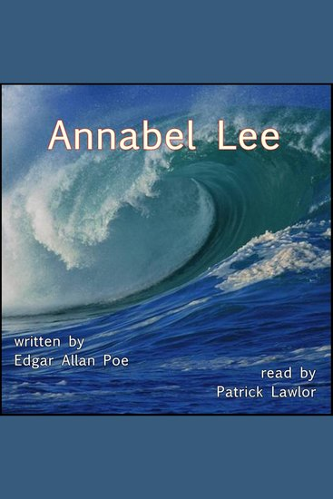 Annabel Lee - cover