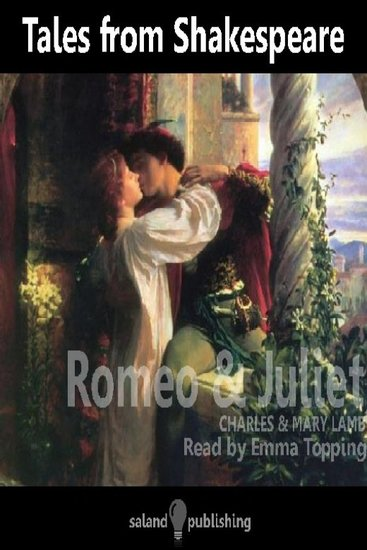 Tales from Shakespeare: Romeo and Juliet - cover