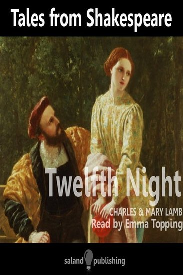 Tales from Shakespeare: Twelfth Night - cover