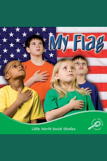 My Flag - cover