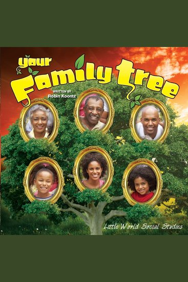 Your Family Tree - cover