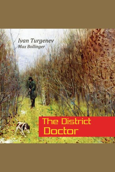 The District Doctor and Other Stories - cover