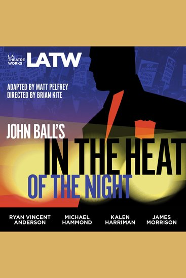 John Ball's In the Heat of the Night - cover