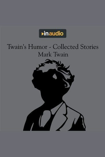 Twain's Humor - Collected Stories - cover