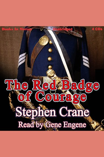 The Red Badge of Courage - cover