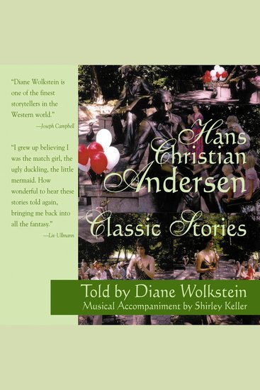 Hans Christian Andersen Classic Stories - cover