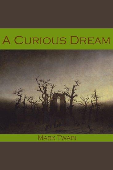 A Curious Dream - cover