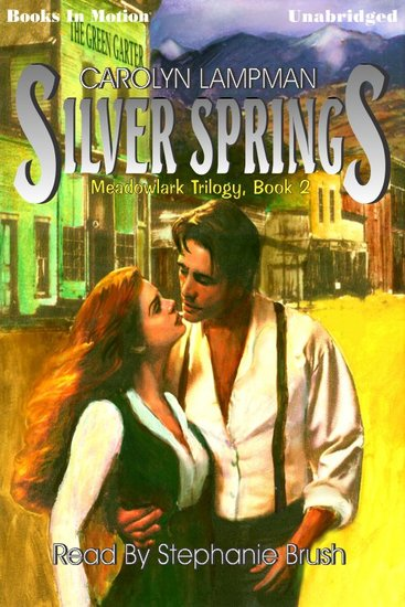 Silver Springs - cover