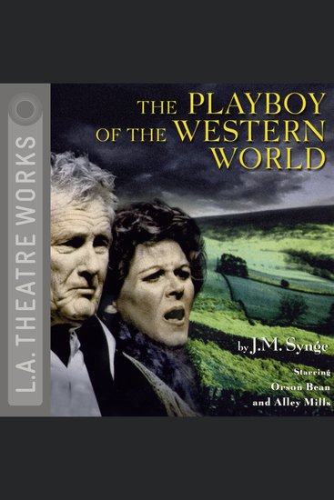 The Playboy of the Western World - cover