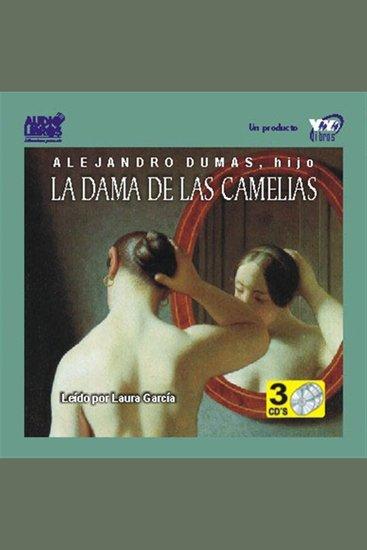 La Dama De La Camelias - cover