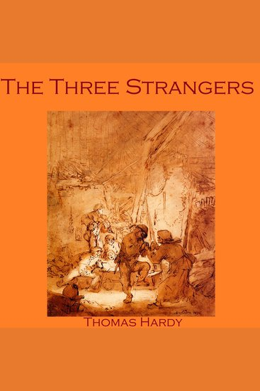 The Three Strangers - cover